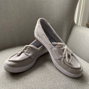 Keds Women's Charter Chambray Sneakers